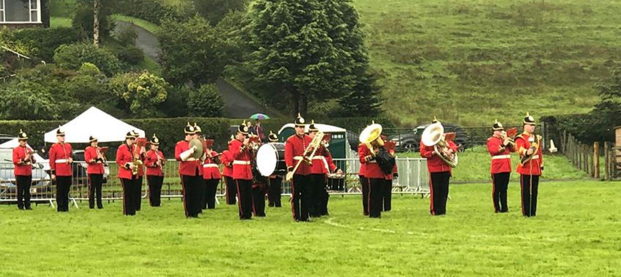 Adamson Military Band